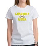 Library Geek Women's T-Shirt