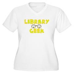 Library Geek T-Shirt