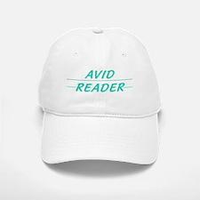 Avid Reader Baseball Baseball Cap