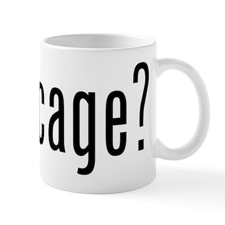 got cage? Mug