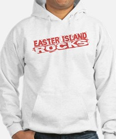 Easter Island Rocks Jumper Hoody