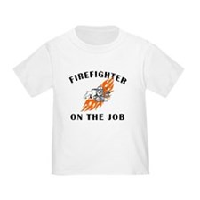 Firefighter On The Job T