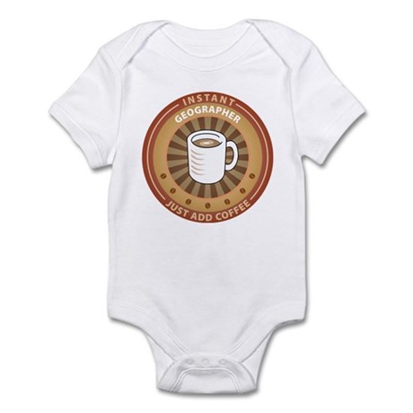 Instant Geographer Infant Bodysuit