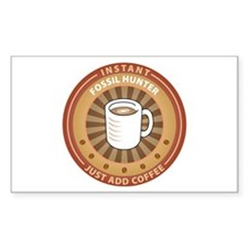 Instant Fossil Hunter Rectangle Sticker 10 pk)