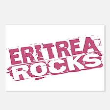 Eritrea Rocks Postcards (Package of 8)