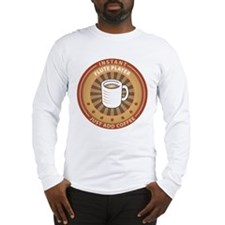 Instant Flute Player Long Sleeve T-Shirt