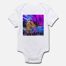 AMBROSIA MERMAID Infant Bodysuit