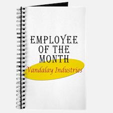 Vandalay Industries Journal