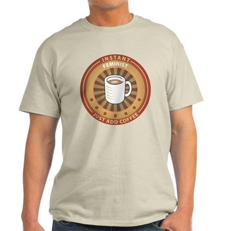 Instant Feminist Light T-Shirt