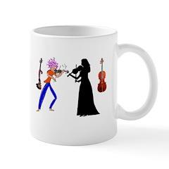 Violin Mug - Quote Augusta Read Thomas