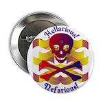 """Hellarious2 2.25"""" Button"""