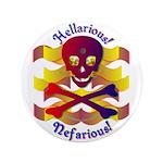 """Hellarious2 3.5"""" Button"""