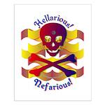 Hellarious2 Small Poster