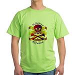 Hellarious2 Green T-Shirt