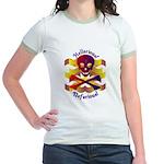 Hellarious2 Jr. Ringer T-Shirt