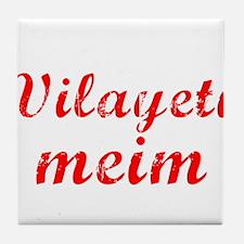 Vilayeti Meim Tile Coaster