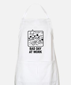 Bad Day at Work BBQ Apron