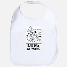 Bad Day at Work Bib