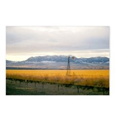 Montana Field Postcards (Package of 8)