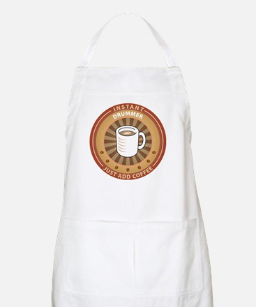 Instant Drummer BBQ Apron