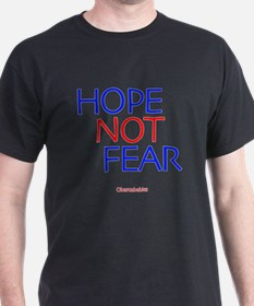 Hope Not Fear T-Shirt