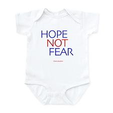 Hope Not Fear Infant Bodysuit