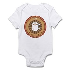 Instant CPA Infant Bodysuit