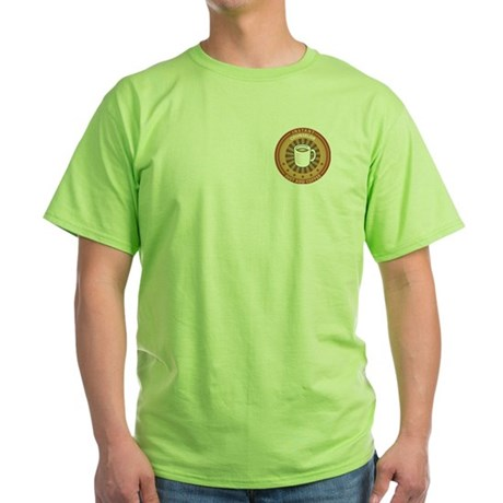 Instant Counselor Green T-Shirt