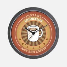 Instant Counselor Wall Clock