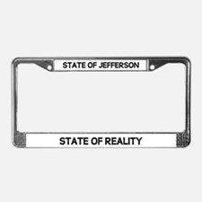 Unique New california License Plate Frame