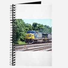 CSX Q190 Doublestack Train Journal