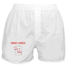 """Candy Cane"" Boxer Shorts"