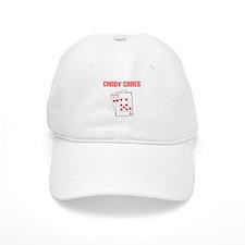 """Candy Cane"" Baseball Cap"