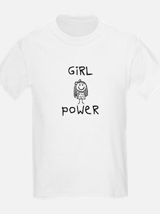 Girl Power Kids T-Shirt