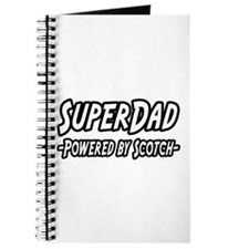 """SuperDad: Scotch Powered"" Journal"