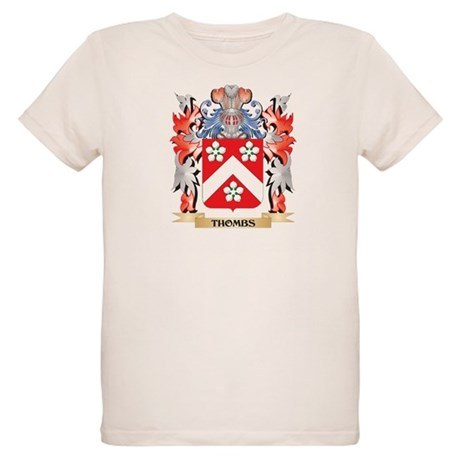 Thombs Coat of Arms - Family Crest T-Shirt
