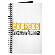 """Bourbon. Breakfast..."" Journal"