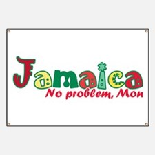 Jamaica No Problem Banner