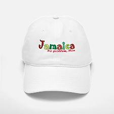 Jamaica No Problem Baseball Baseball Cap