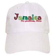 Jamaica No Problem Baseball Cap