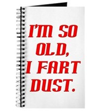 So Old, Fart Dust Journal