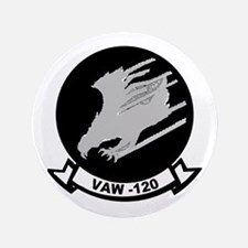 "VAW 120 Greyhawks 3.5"" Button"