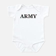 Army (Flag) Infant Creeper