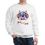 Angus Family Crest Sweatshirt