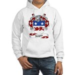 Angus Family Crest Hooded Sweatshirt