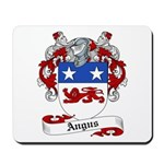 Angus Family Crest Mousepad