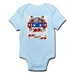 Angus Family Crest Infant Creeper