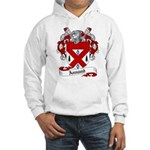 Annand Family Crest Hooded Sweatshirt