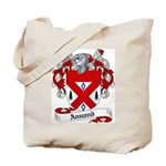 Annand Family Crest Tote Bag