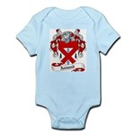 Annand Family Crest Infant Creeper